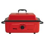 Nesco 4815-12 5 Qt Red Porcelain Roaster