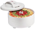 Nesco Fd-60 Food Dehydrator 500 Watts Adjustable Thermostat 4 Trays