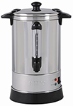 Nesco CU-30 Coffee Urn - Stainless Steel Double Wall - 30 cups 79956-5