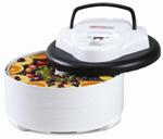 Nesco Fd-77dt Food Dehydrator 600 Watts Digital / 4 Trays / 1 Fruit
