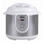 Nesco Pc6-14 1000 Watt 4 In 1 Digital Pressure Cooker 6 Quart